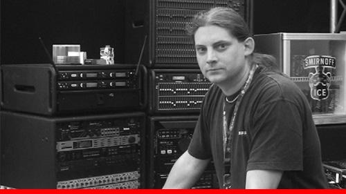 Christoph Deuser RPJAM Audio Engineer Music Production