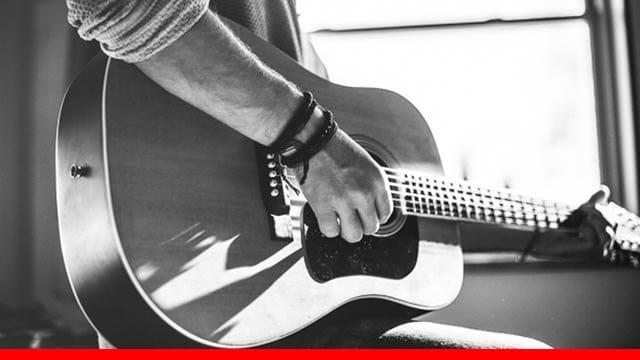 Gitarre Musik studieren