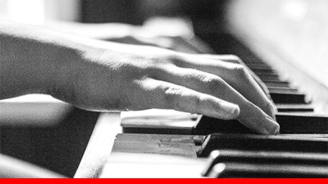 Klavier Musik studieren