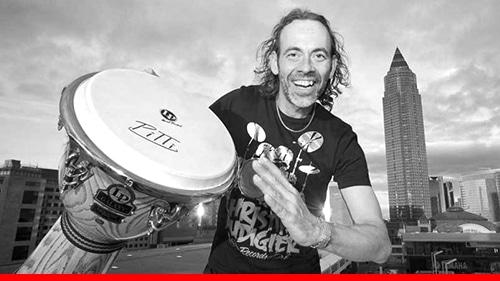 Pitti Hecht Dozent RPJAM Percussion Schlagzeug